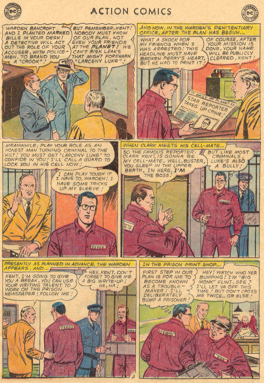 Read online Action Comics (1938) comic -  Issue #323 - 5