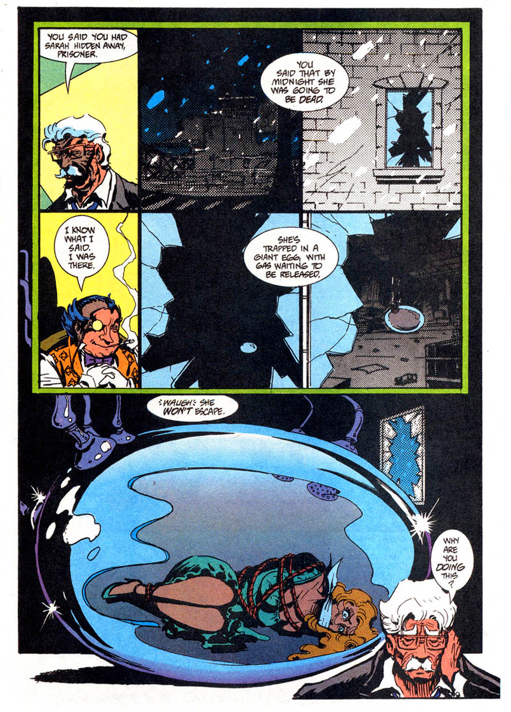 Read online Showcase '94 comic -  Issue #7 - 6