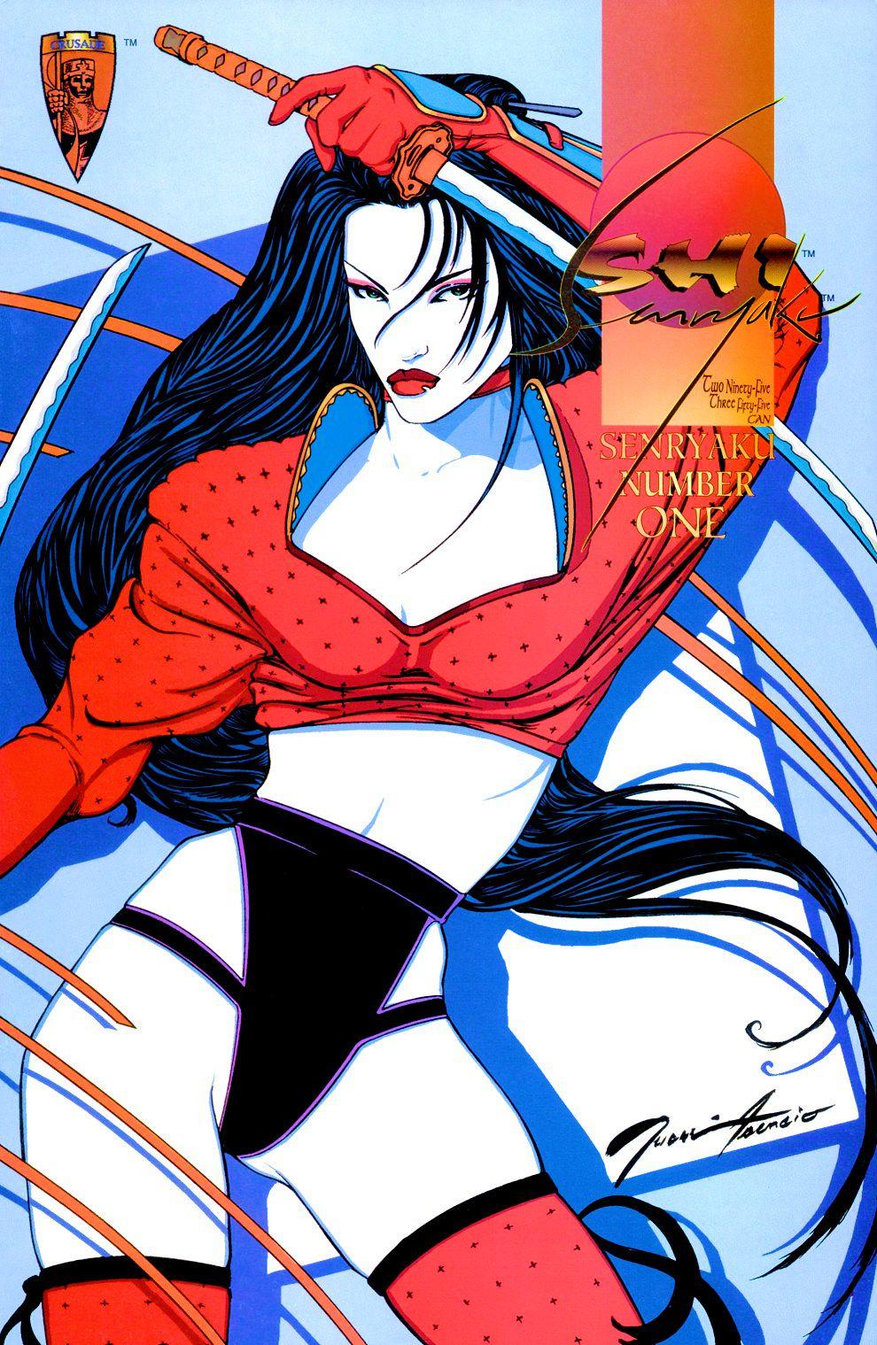 Read online Shi: Senryaku comic -  Issue #1 - 1