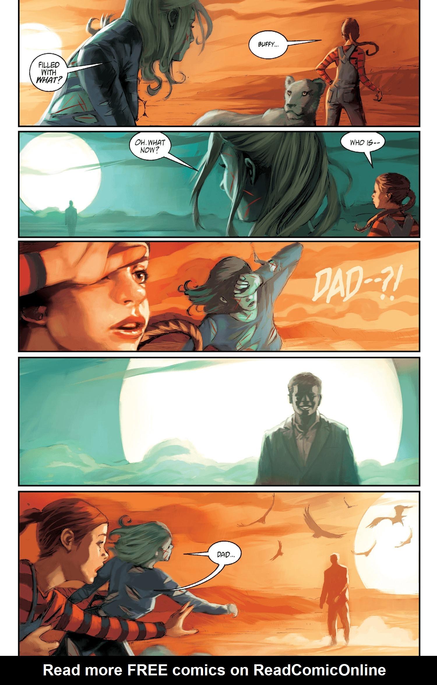 Read online Buffy the Vampire Slayer: Omnibus comic -  Issue # TPB 2 - 76