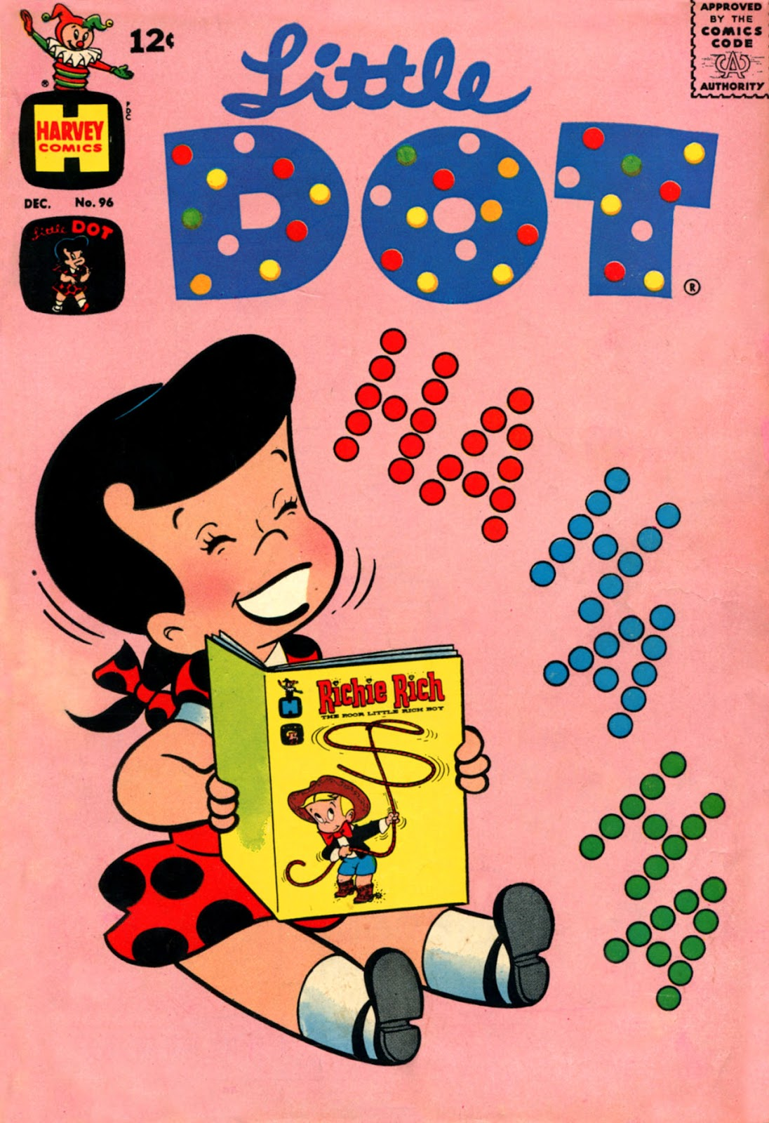 Little Dot (1953) issue 96 - Page 1