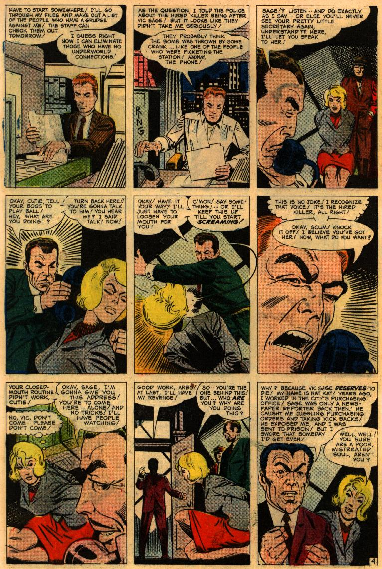Blue Beetle (1967) issue 4 - Page 28