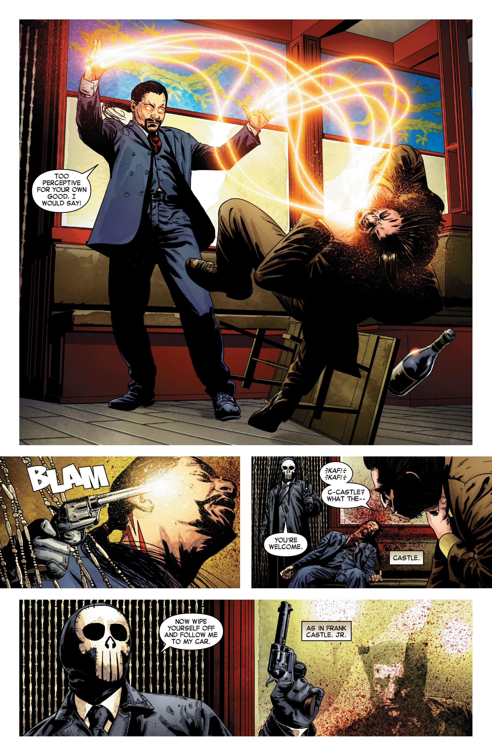 Read online Secret Wars Journal comic -  Issue #3 - 9