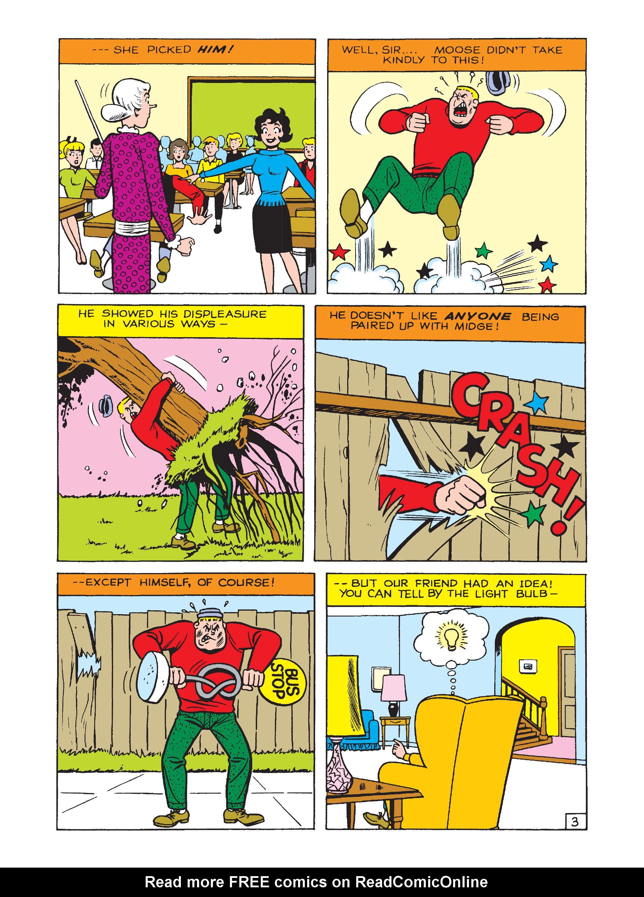Read online Archie's Funhouse Double Digest comic -  Issue #2 - 150