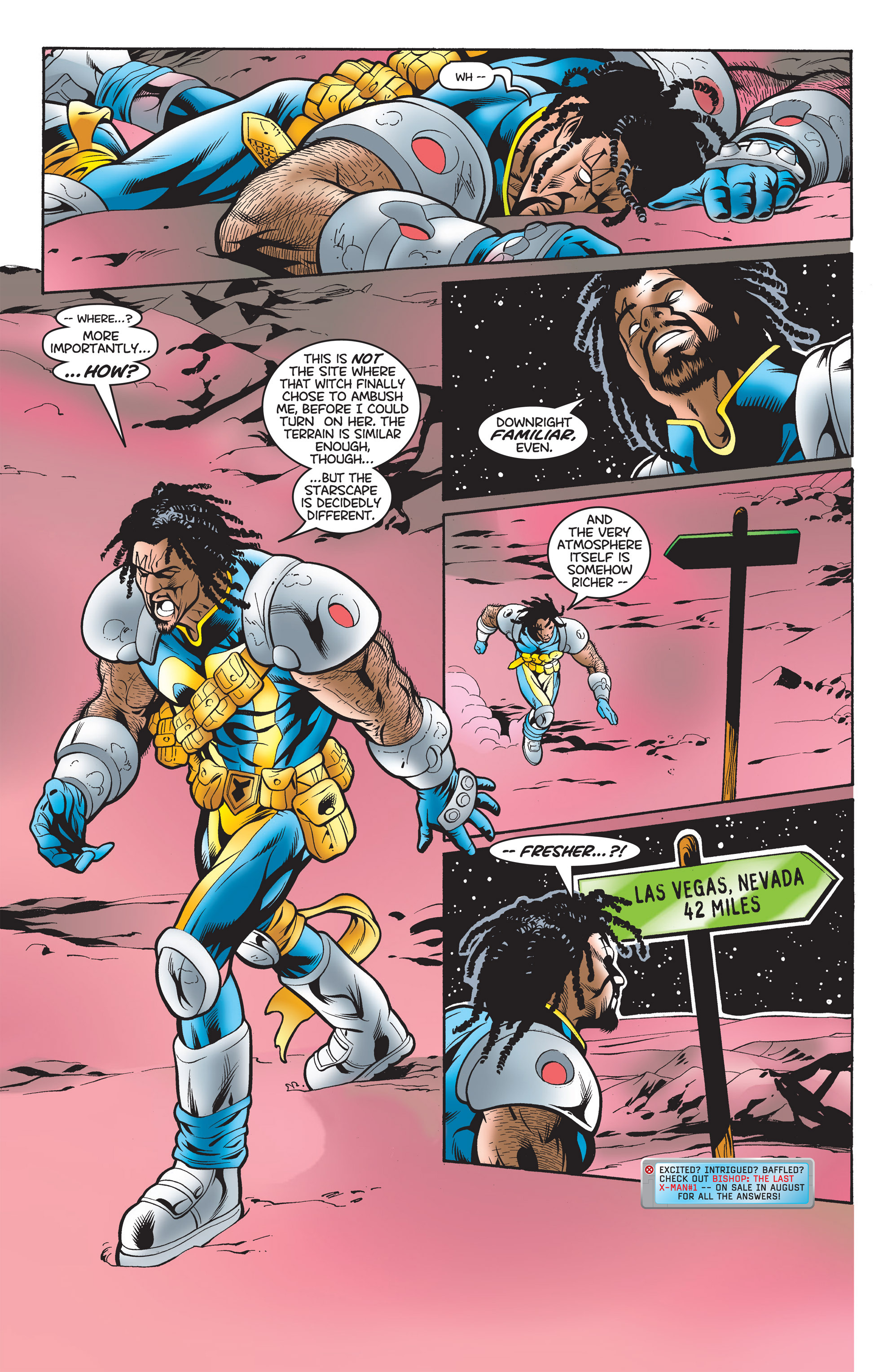 X-Men (1991) 92 Page 18