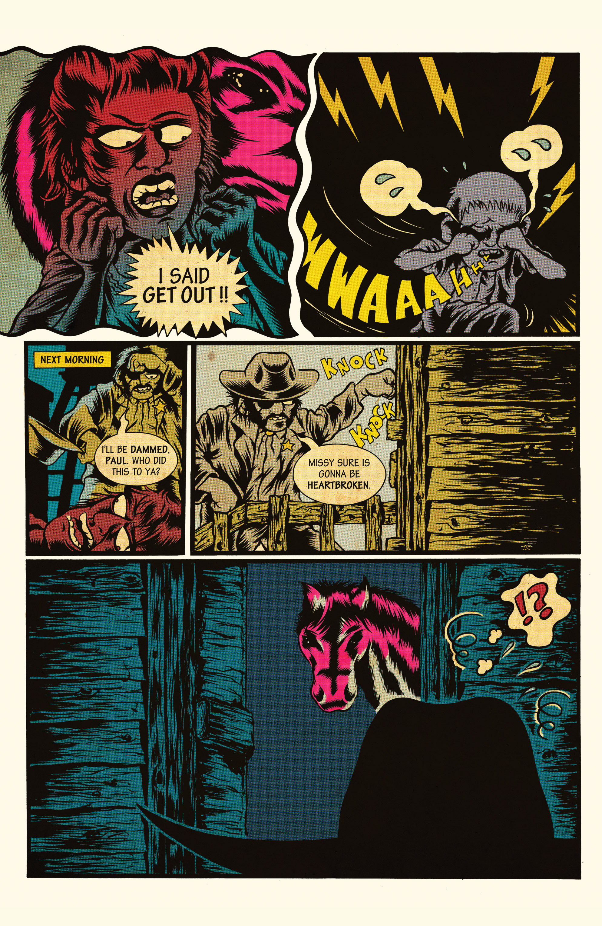 Read online Amazing Forest (2016) comic -  Issue #4 - 13