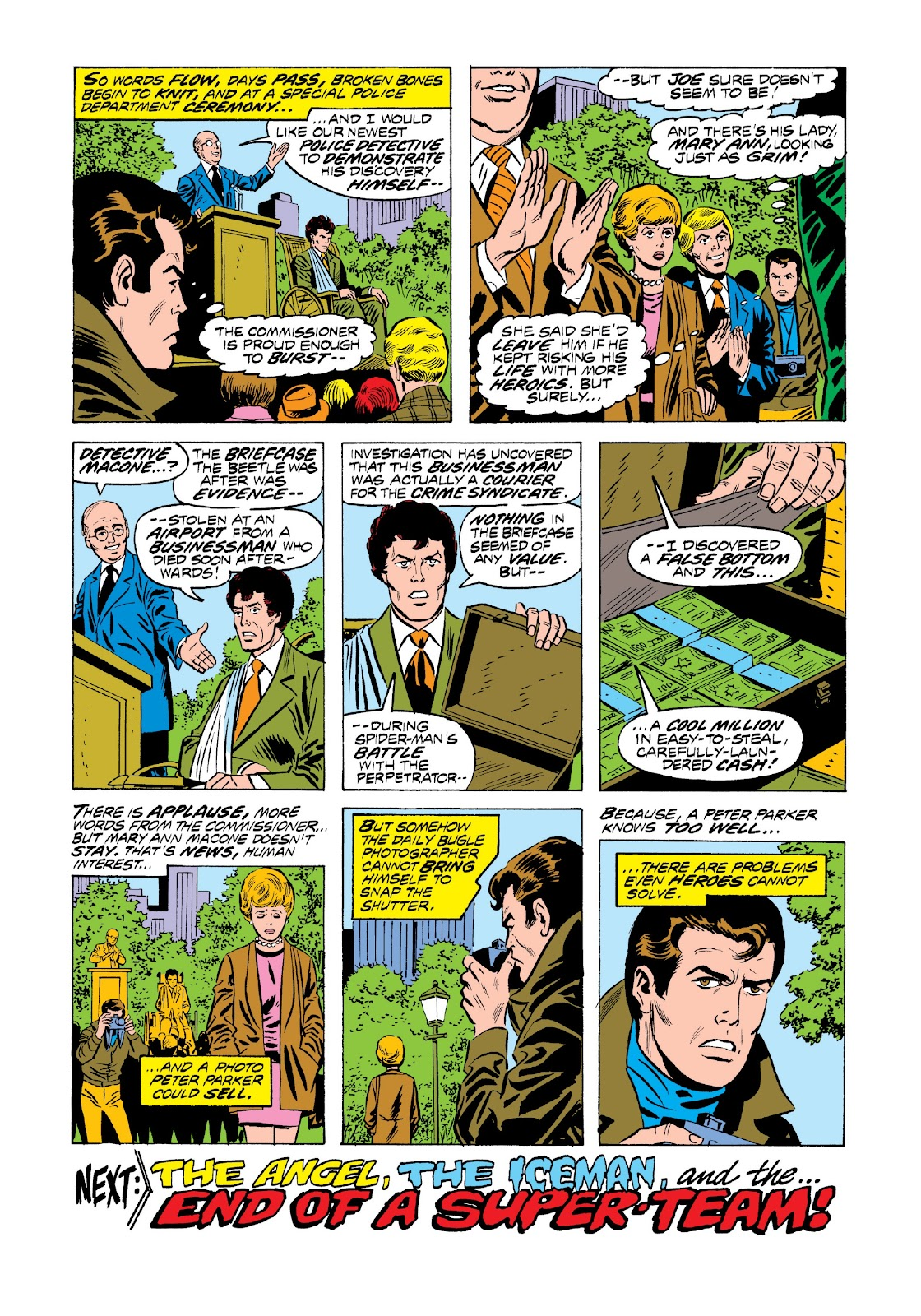 Read online Marvel Masterworks: The Spectacular Spider-Man comic -  Issue # TPB 2 (Part 1) - 26