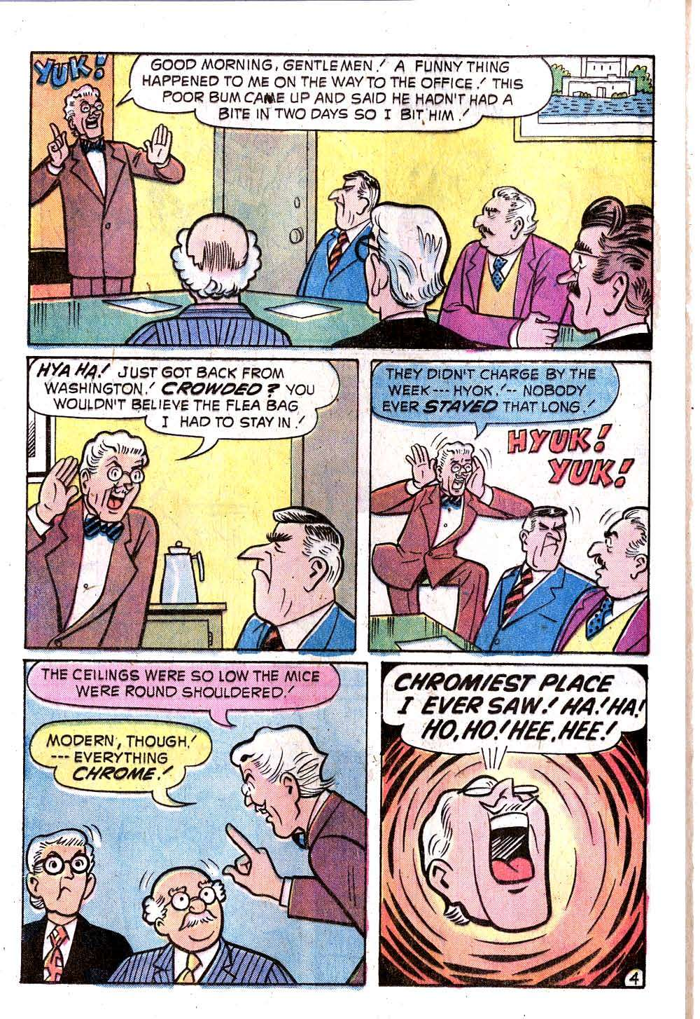 Read online Archie (1960) comic -  Issue #237 - 16