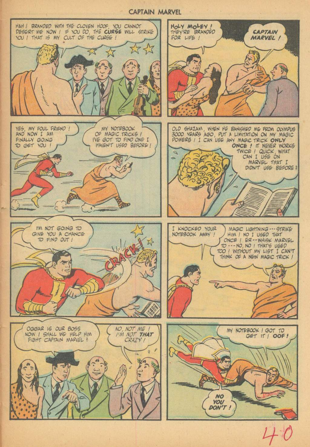 Captain Marvel Adventures issue 63 - Page 43