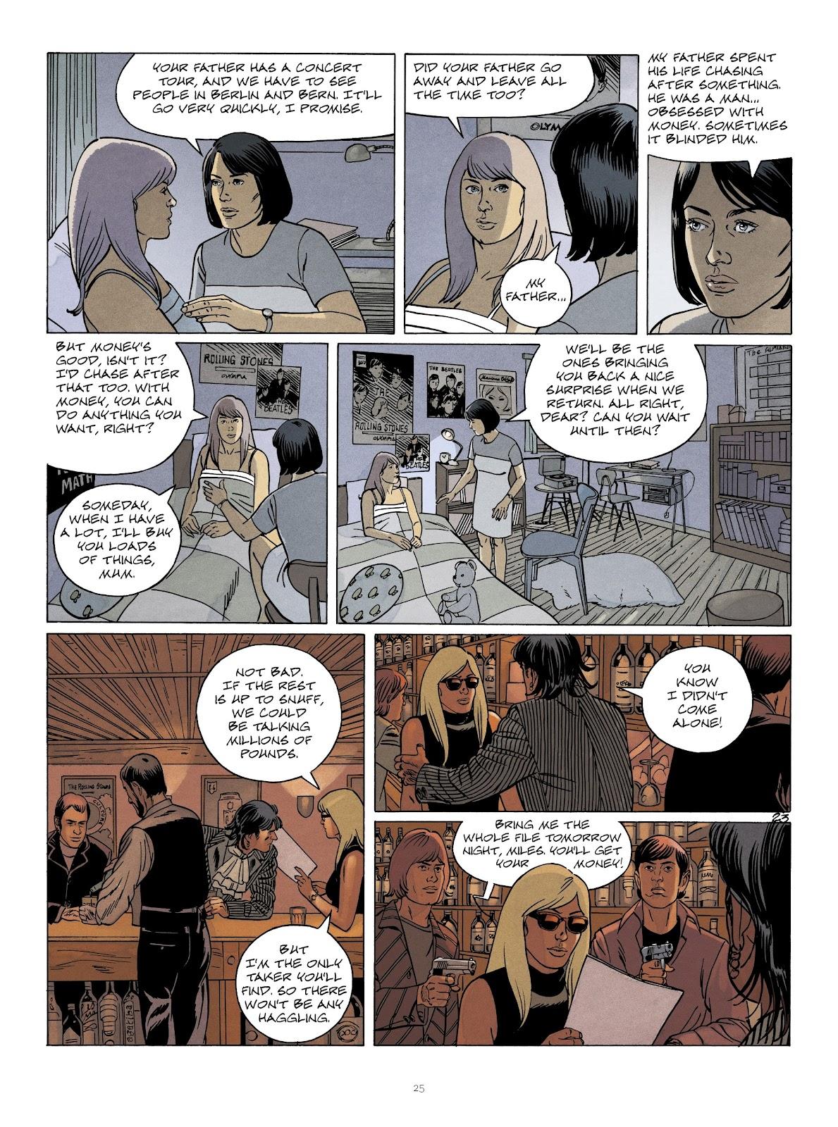 Read online Sherman comic -  Issue #7 - 25