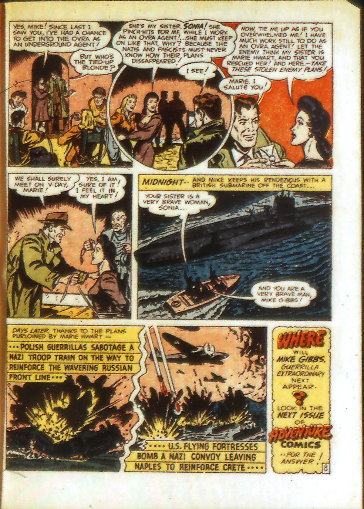 Read online Adventure Comics (1938) comic -  Issue #90 - 57