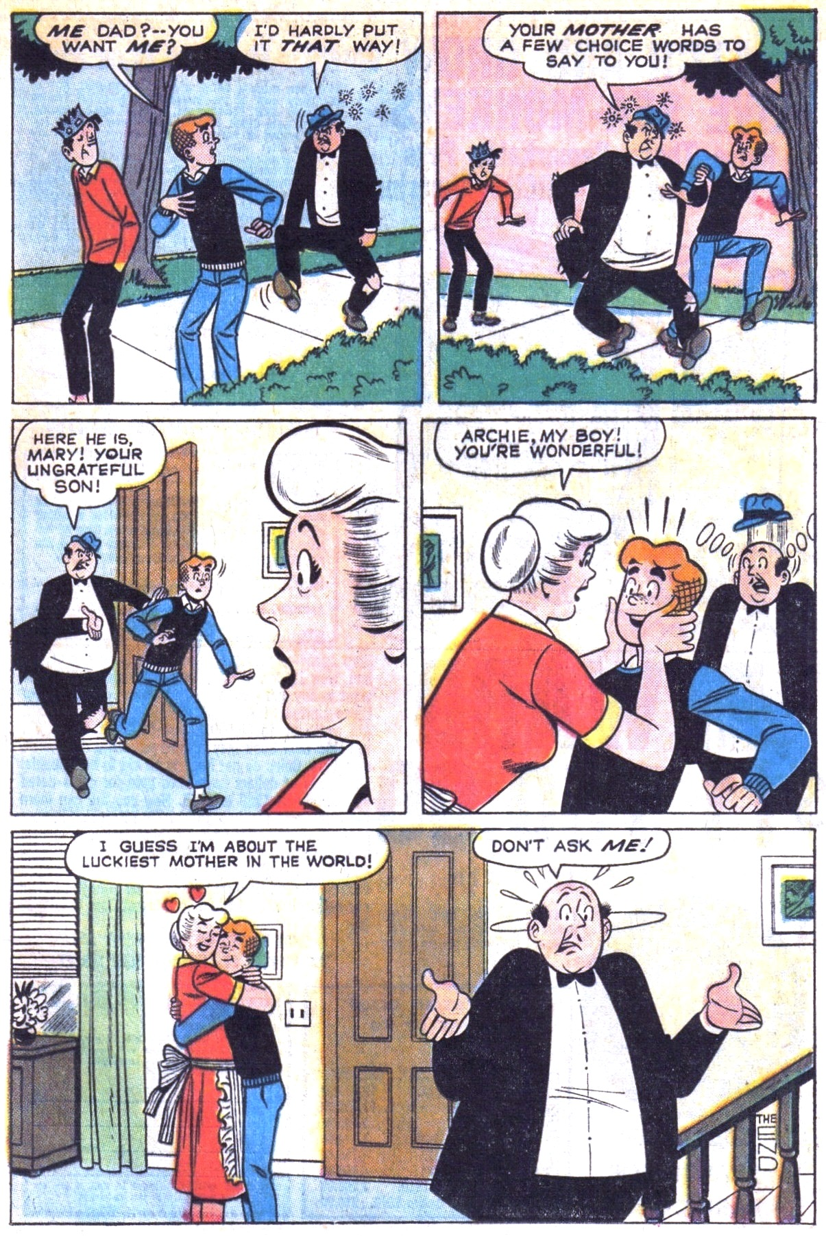 Read online Archie (1960) comic -  Issue #153 - 33