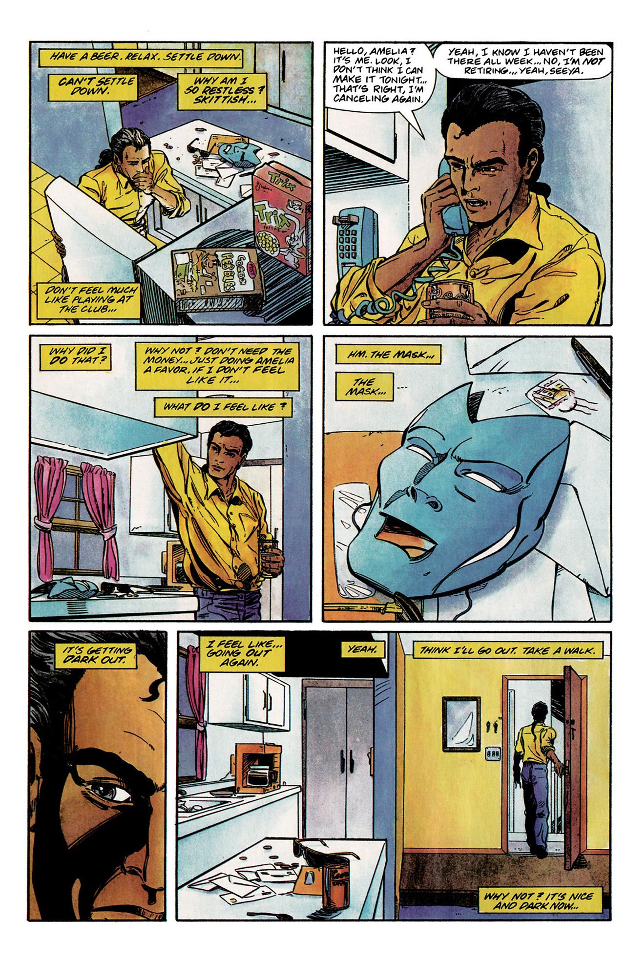 Read online Shadowman (1992) comic -  Issue #2 - 5