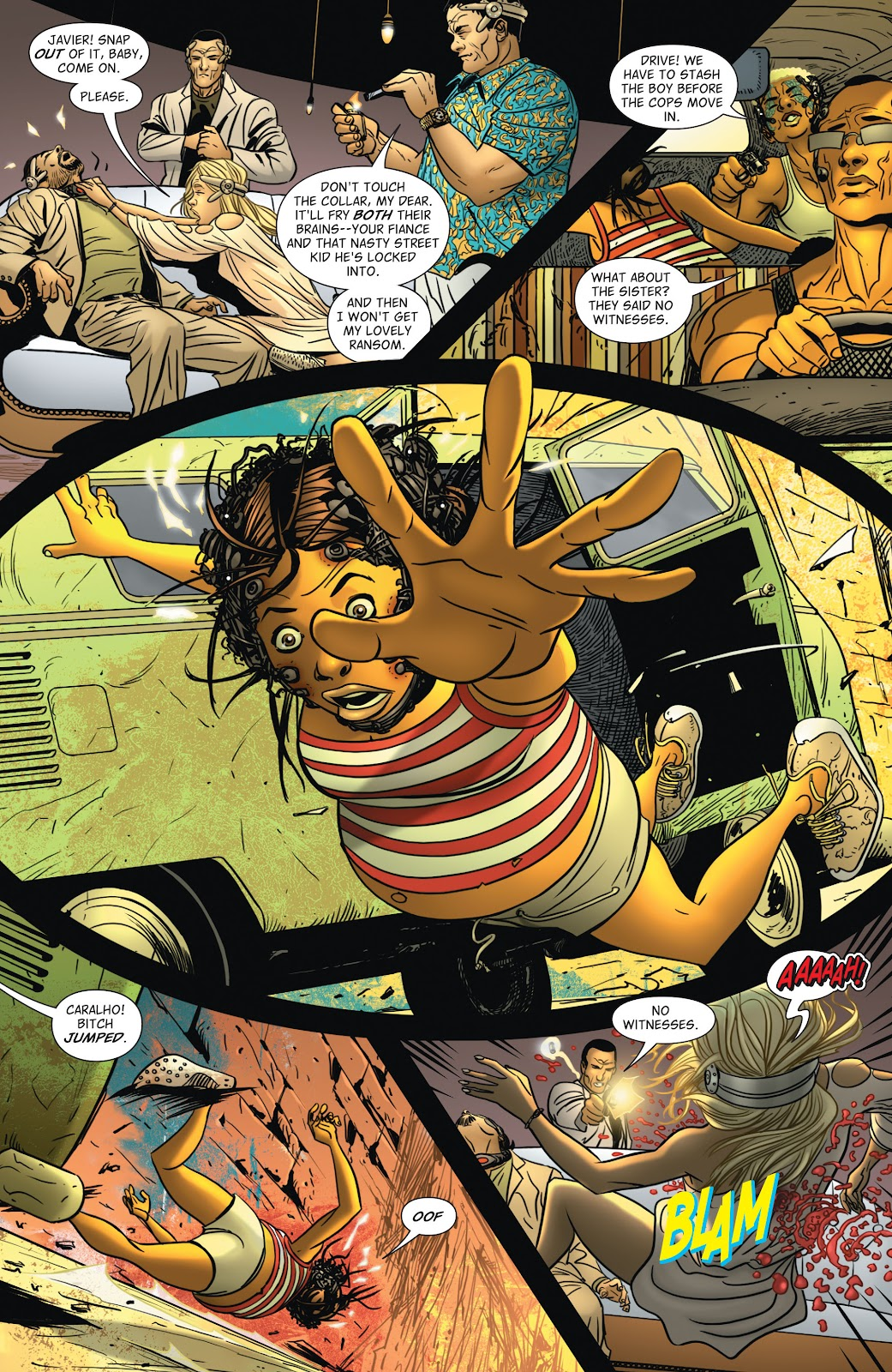 Read online Strange Adventures (2014) comic -  Issue # TPB (Part 1) - 36