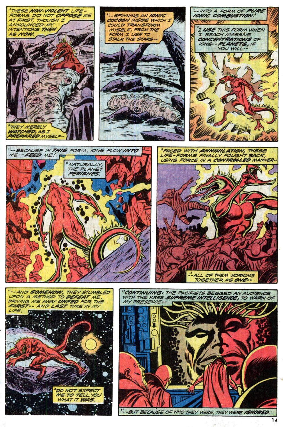 The Avengers (1963) 124 Page 8
