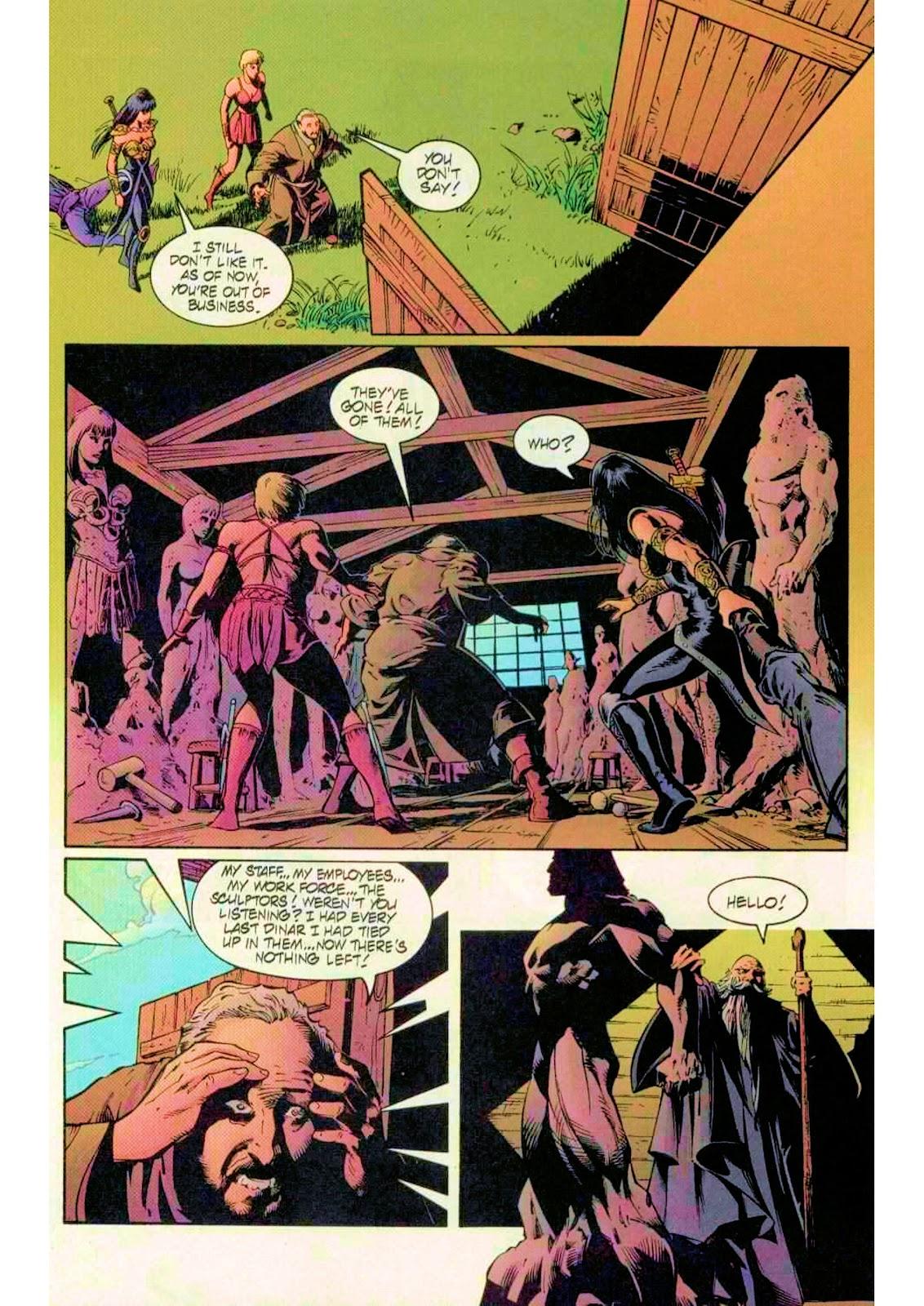 Xena: Warrior Princess (1999) Issue #14 #14 - English 13