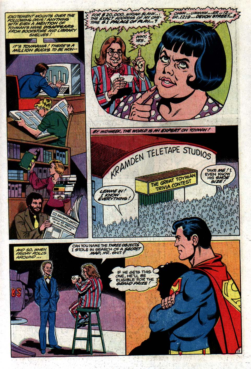 Read online Action Comics (1938) comic -  Issue #561 - 12