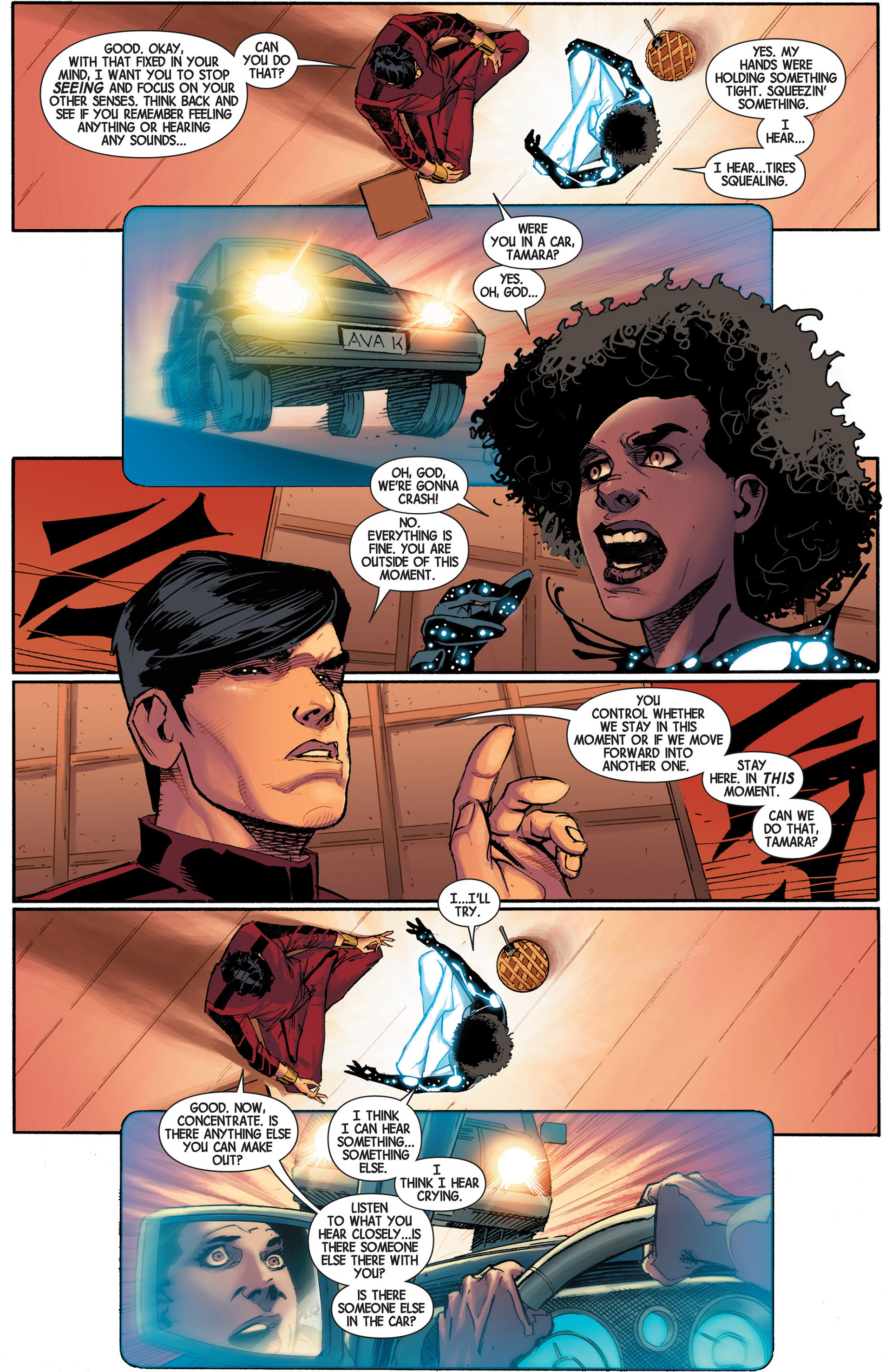 Read online Avengers (2013) comic -  Issue #6 - 12