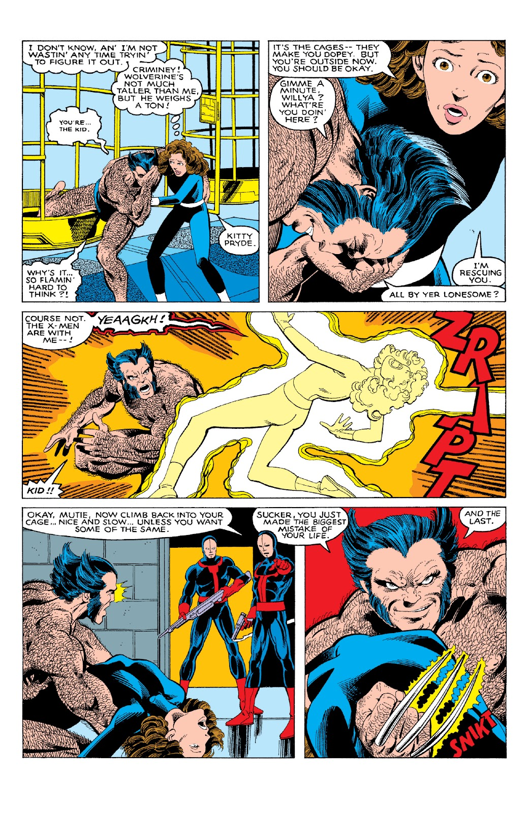 Read online X-Men Milestones: Dark Phoenix Saga comic -  Issue # TPB (Part 1) - 49