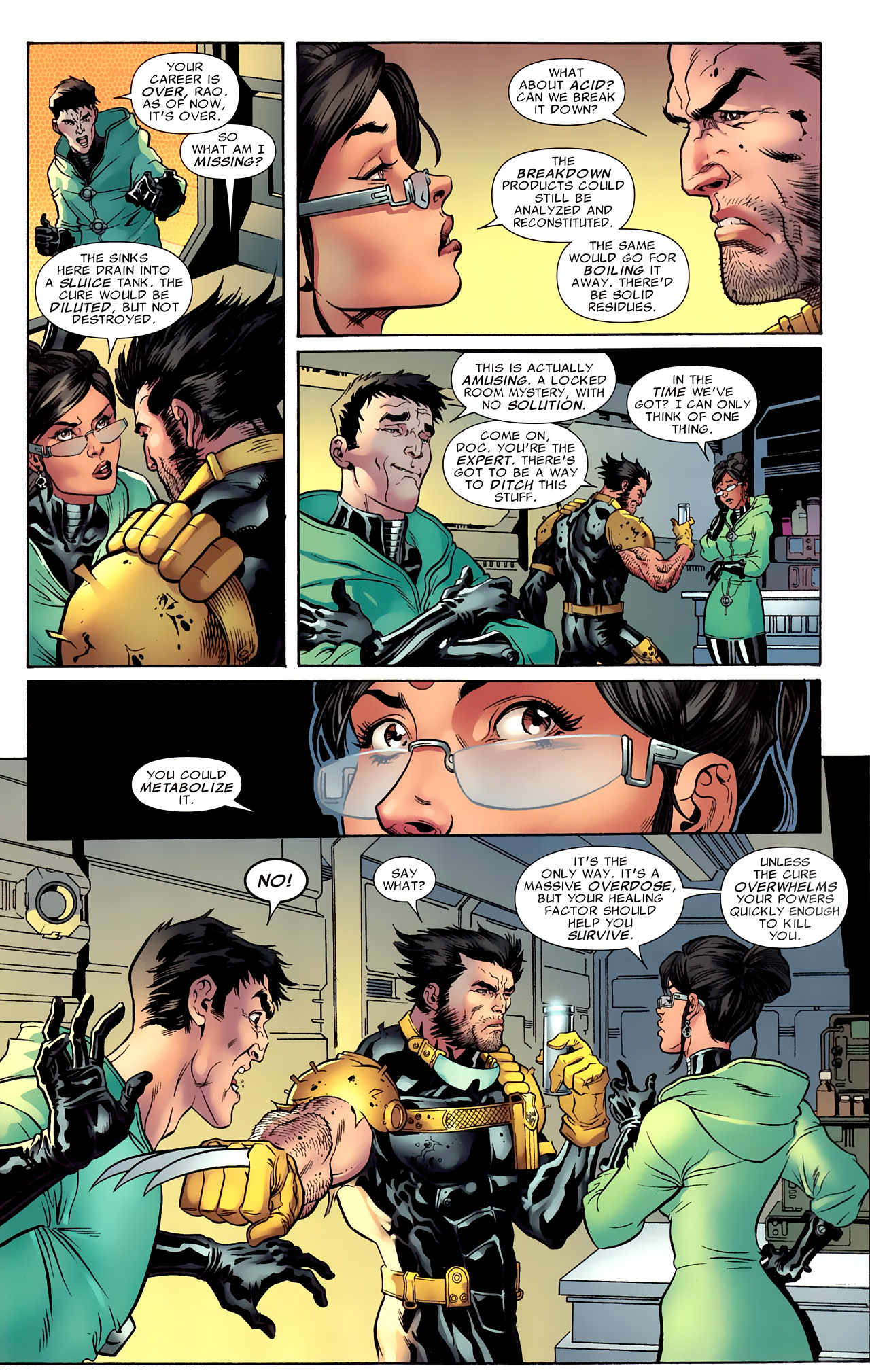 Read online Age of X: Alpha comic -  Issue #Age of X: Alpha Full - 28