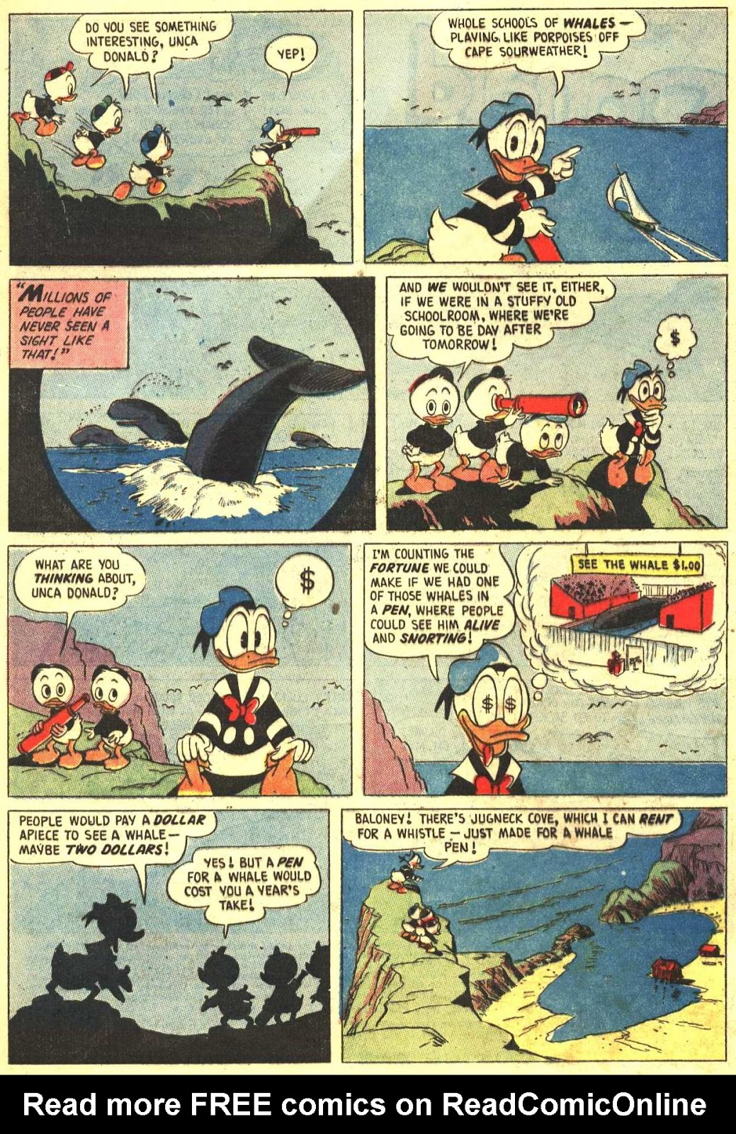 Walt Disney's Comics and Stories issue 193 - Page 4