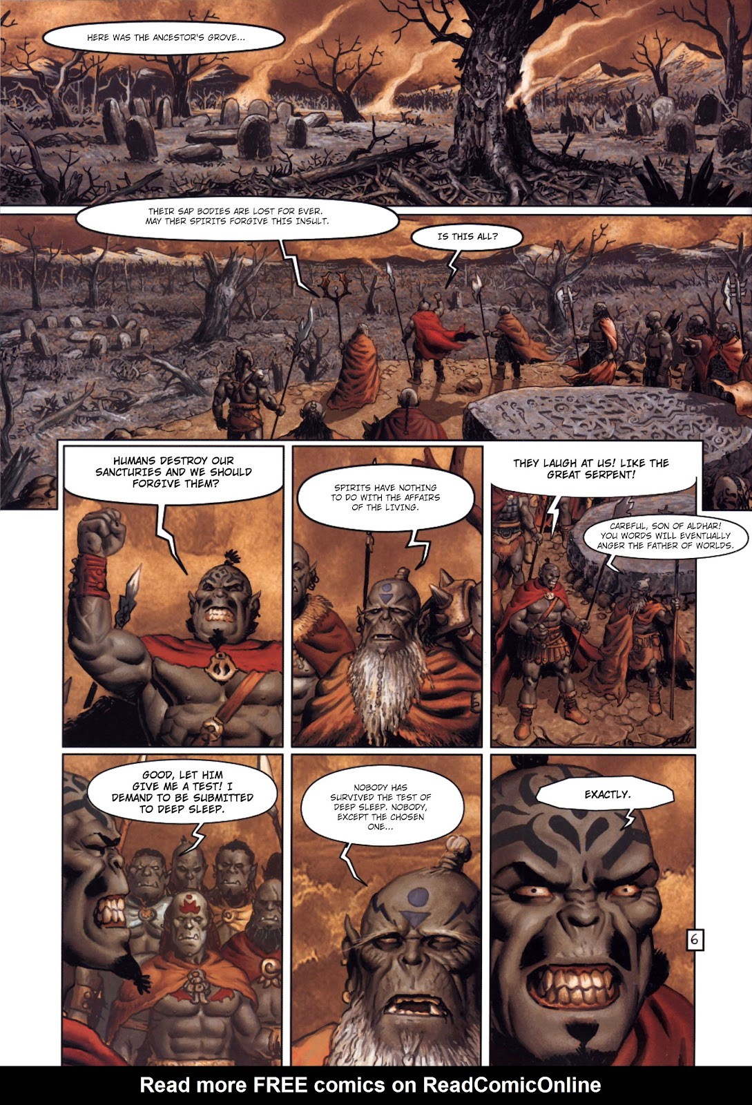 Read online Orks comic -  Issue #2 - 9