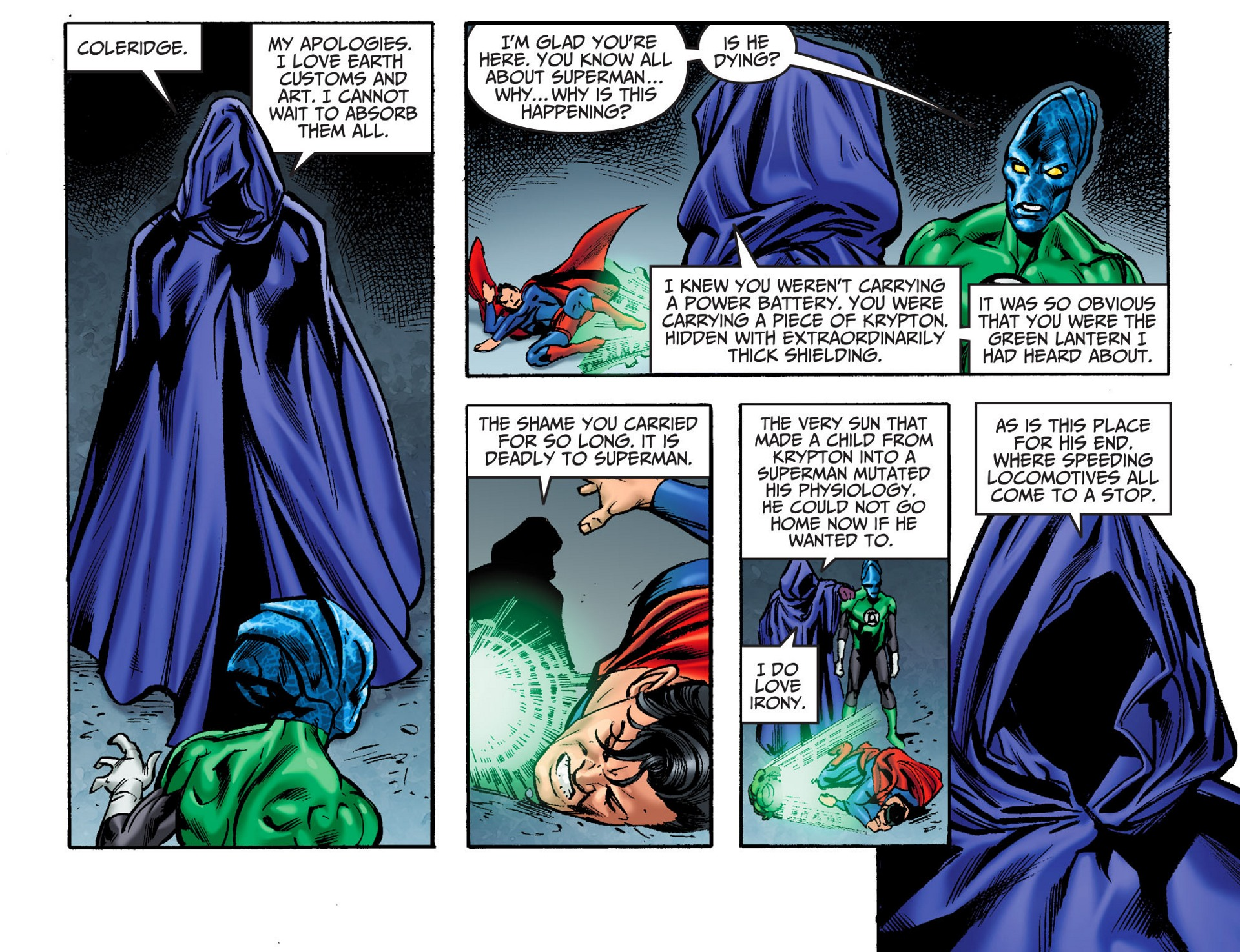 Read online Adventures of Superman [I] comic -  Issue #32 - 18