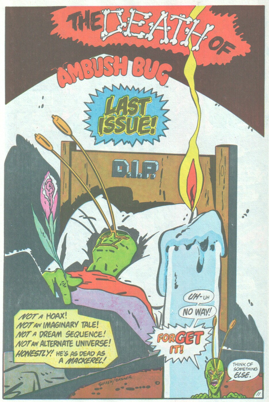 Read online Ambush Bug comic -  Issue #4 - 12