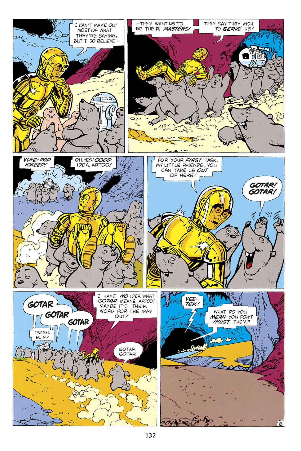 Read online Star Wars Omnibus comic -  Issue # Vol. 23 - 131