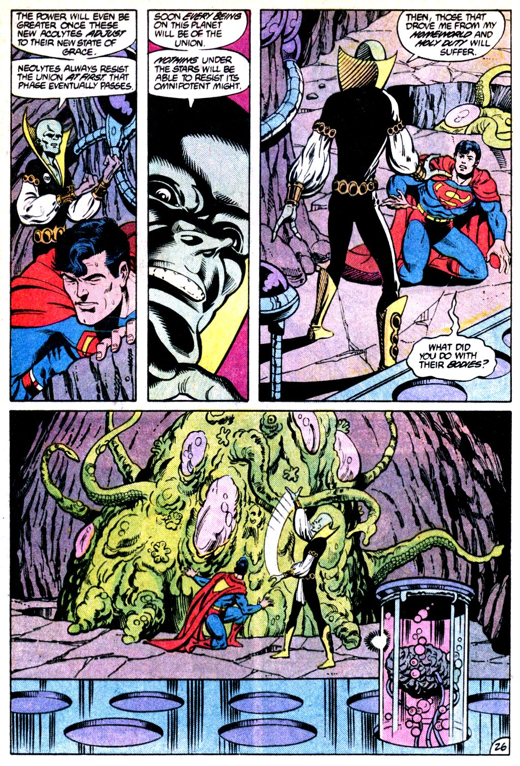 Read online Adventures of Superman (1987) comic -  Issue #Adventures of Superman (1987) _Annual 1 - 27