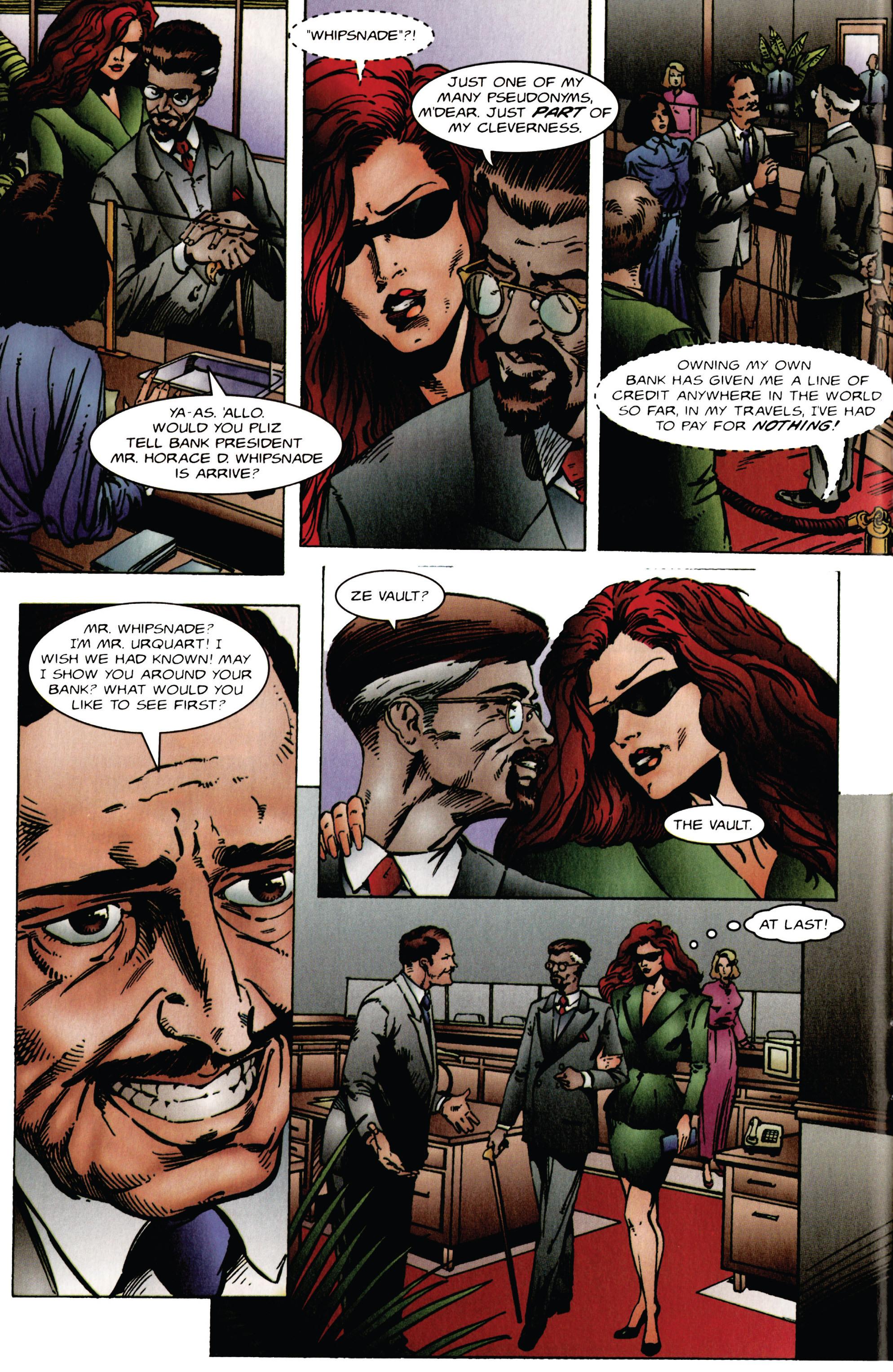 Read online Eternal Warrior (1992) comic -  Issue #46 - 12