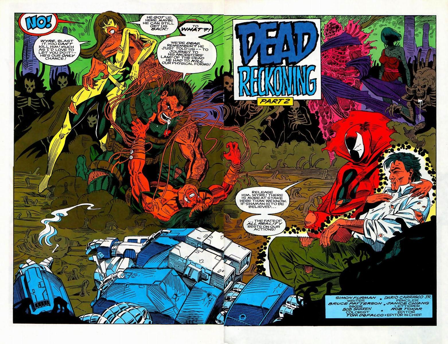 Read online Alpha Flight (1983) comic -  Issue #126 - 3