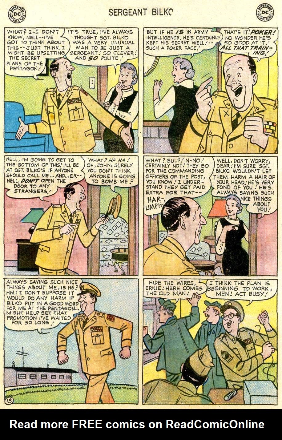 Sergeant Bilko issue 2 - Page 17