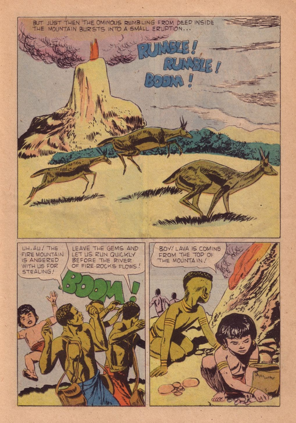 Tarzan (1948) issue 109 - Page 23
