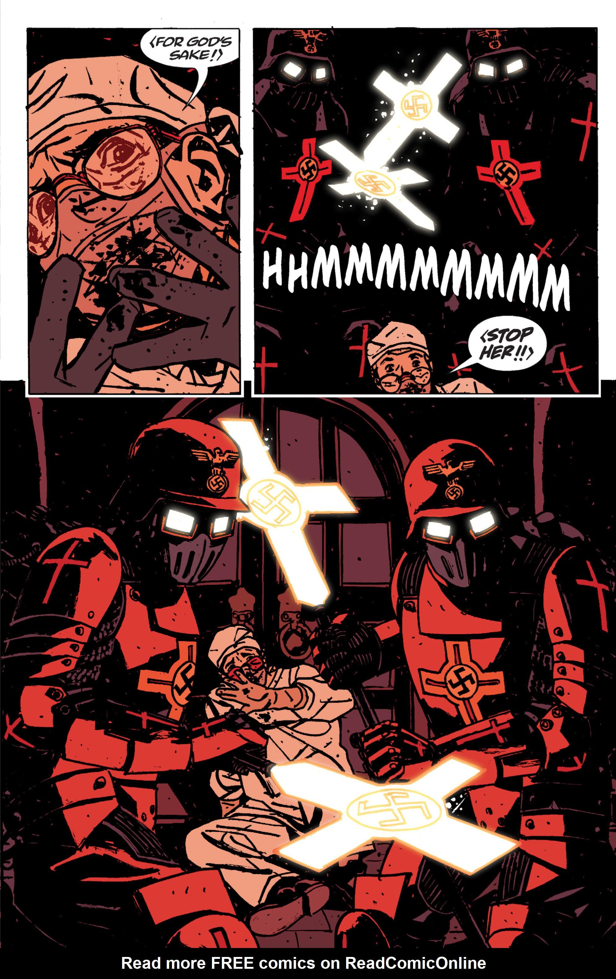 Read online B.P.R.D. (2003) comic -  Issue # TPB 9 - 11