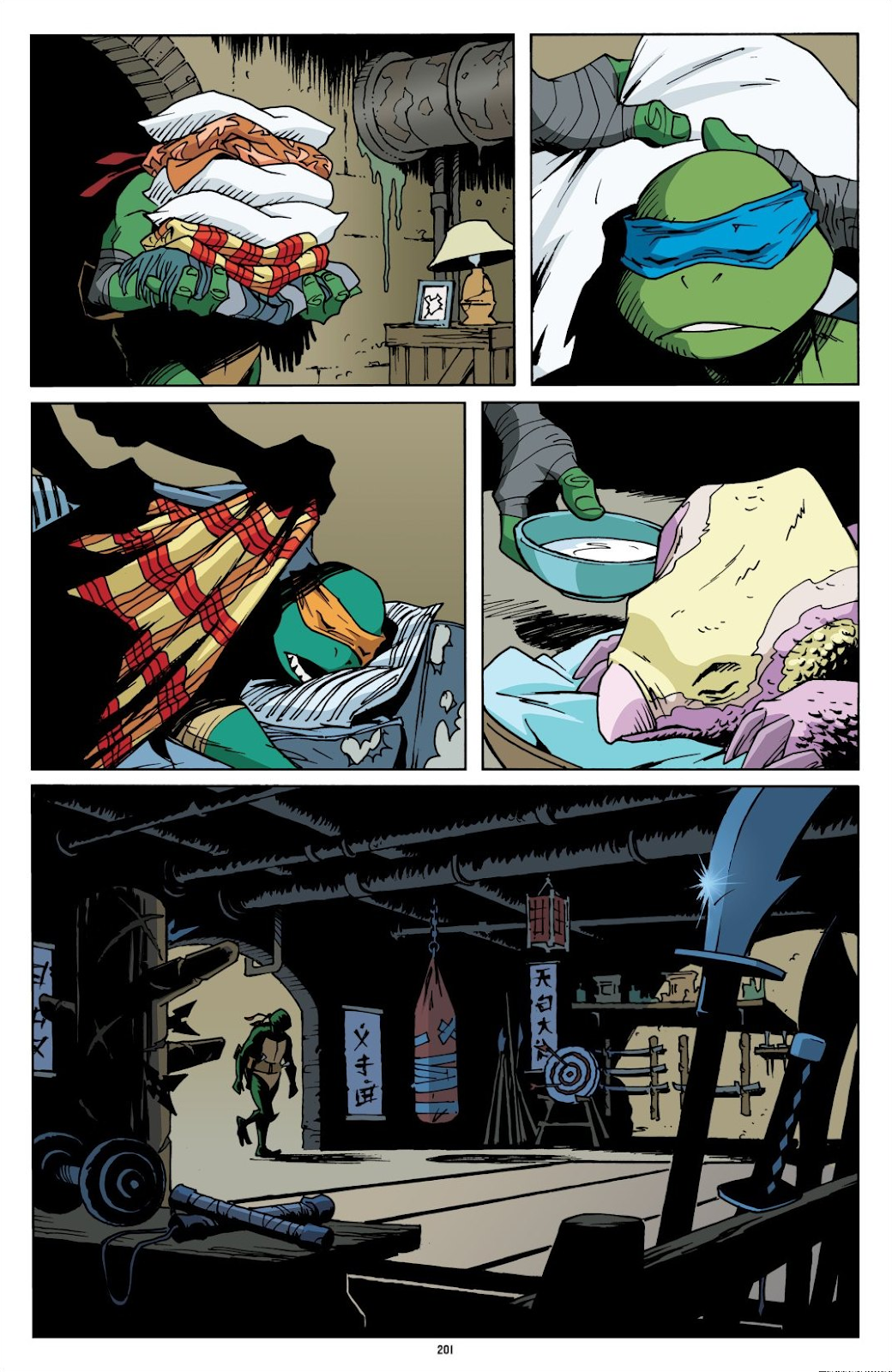 Read online Teenage Mutant Ninja Turtles: The IDW Collection comic -  Issue # TPB 8 (Part 2) - 100
