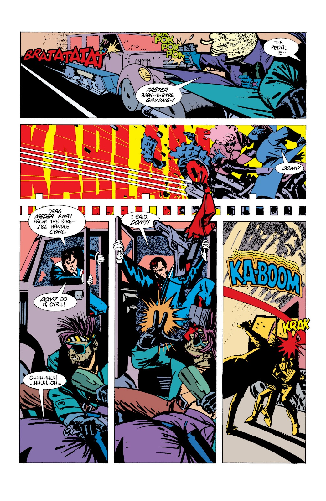 American Flagg! issue Definitive Collection (Part 1) - Page 94
