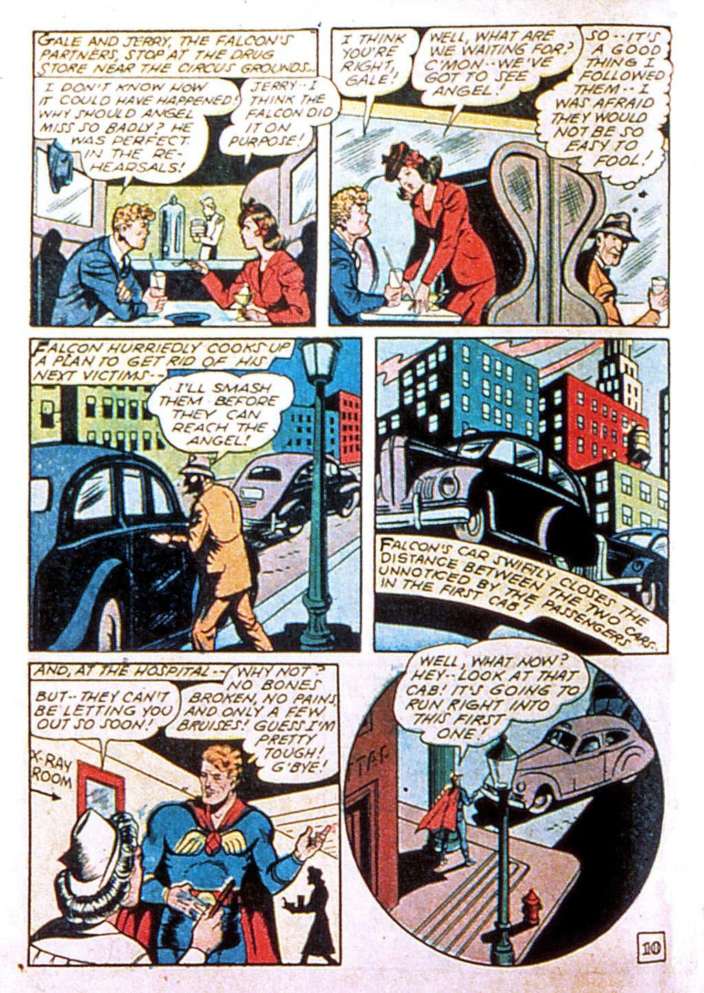 Read online Mystic Comics (1944) comic -  Issue #1 - 12