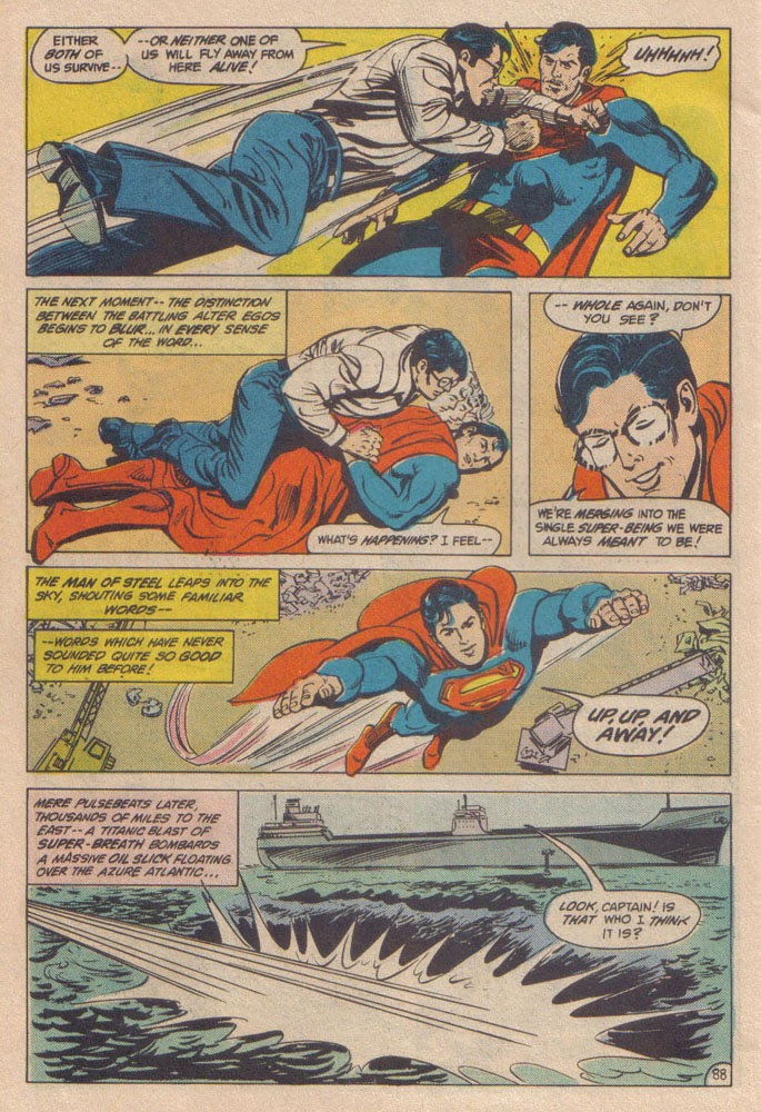 Read online Superman III comic -  Issue # Full - 40