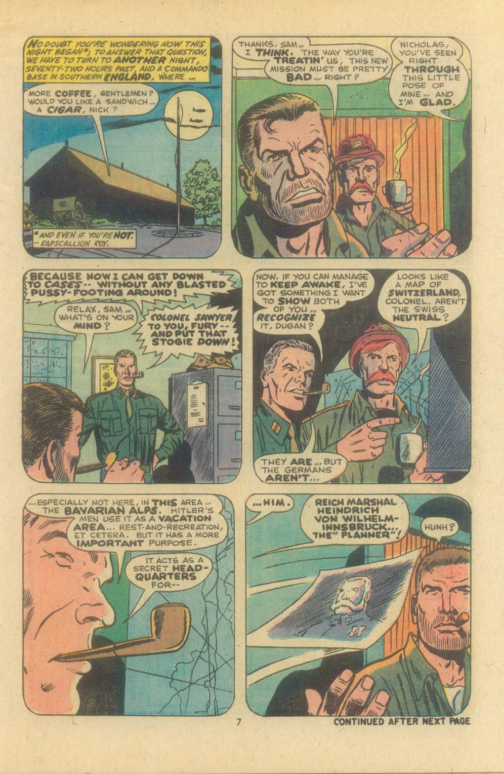 Read online Sgt. Fury comic -  Issue #119 - 9