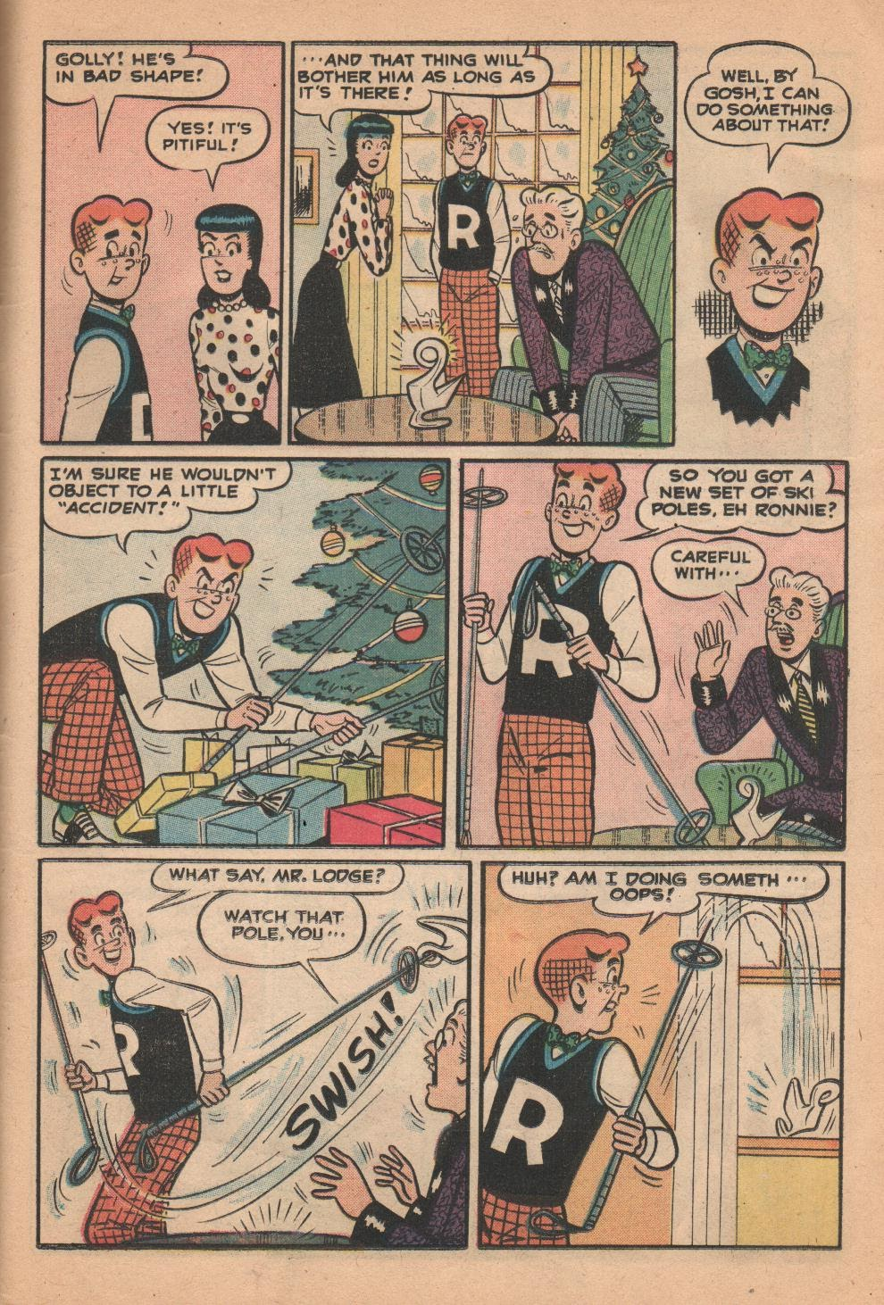 Archie Comics issue 098 - Page 28
