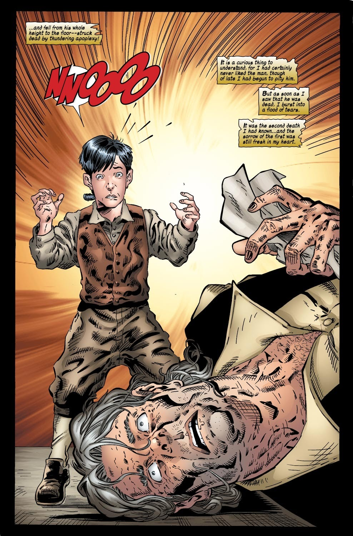 Read online Treasure Island comic -  Issue #1 - 16