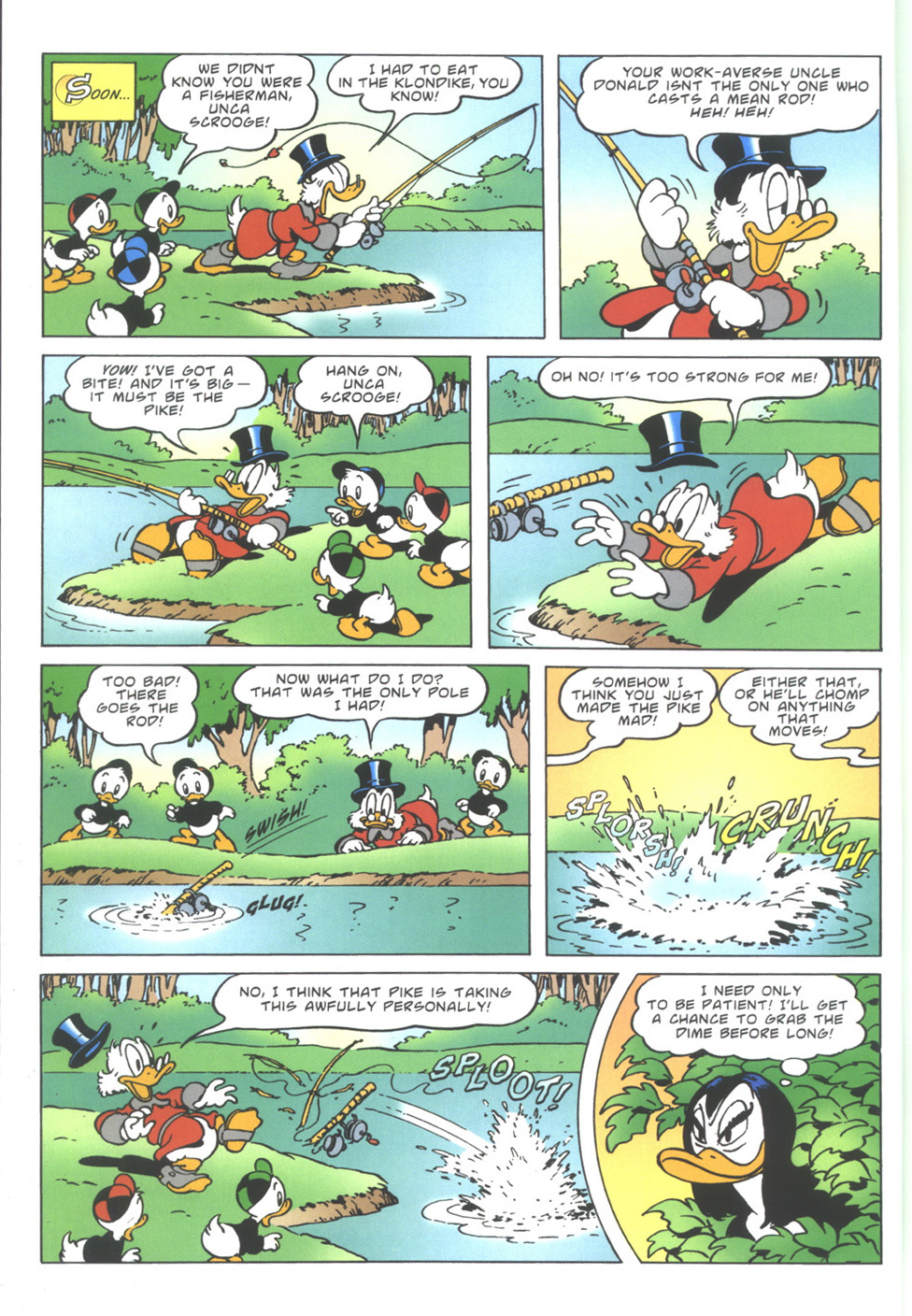 Read online Uncle Scrooge (1953) comic -  Issue #344 - 6