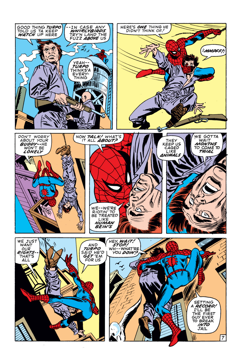 The Amazing Spider-Man (1963) 99 Page 7