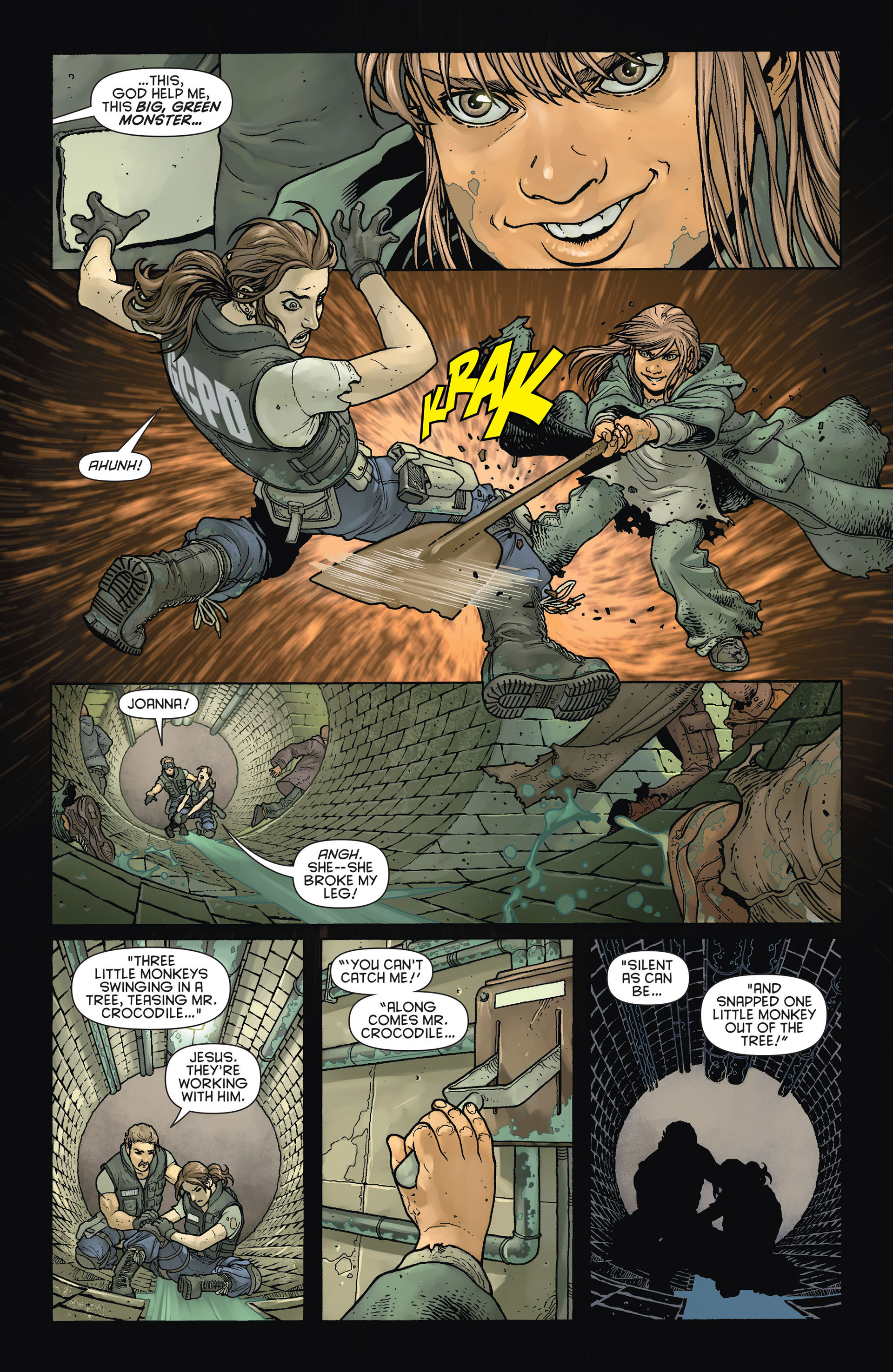Read online Batman and Robin (2011) comic -  Issue #23.4 - 10
