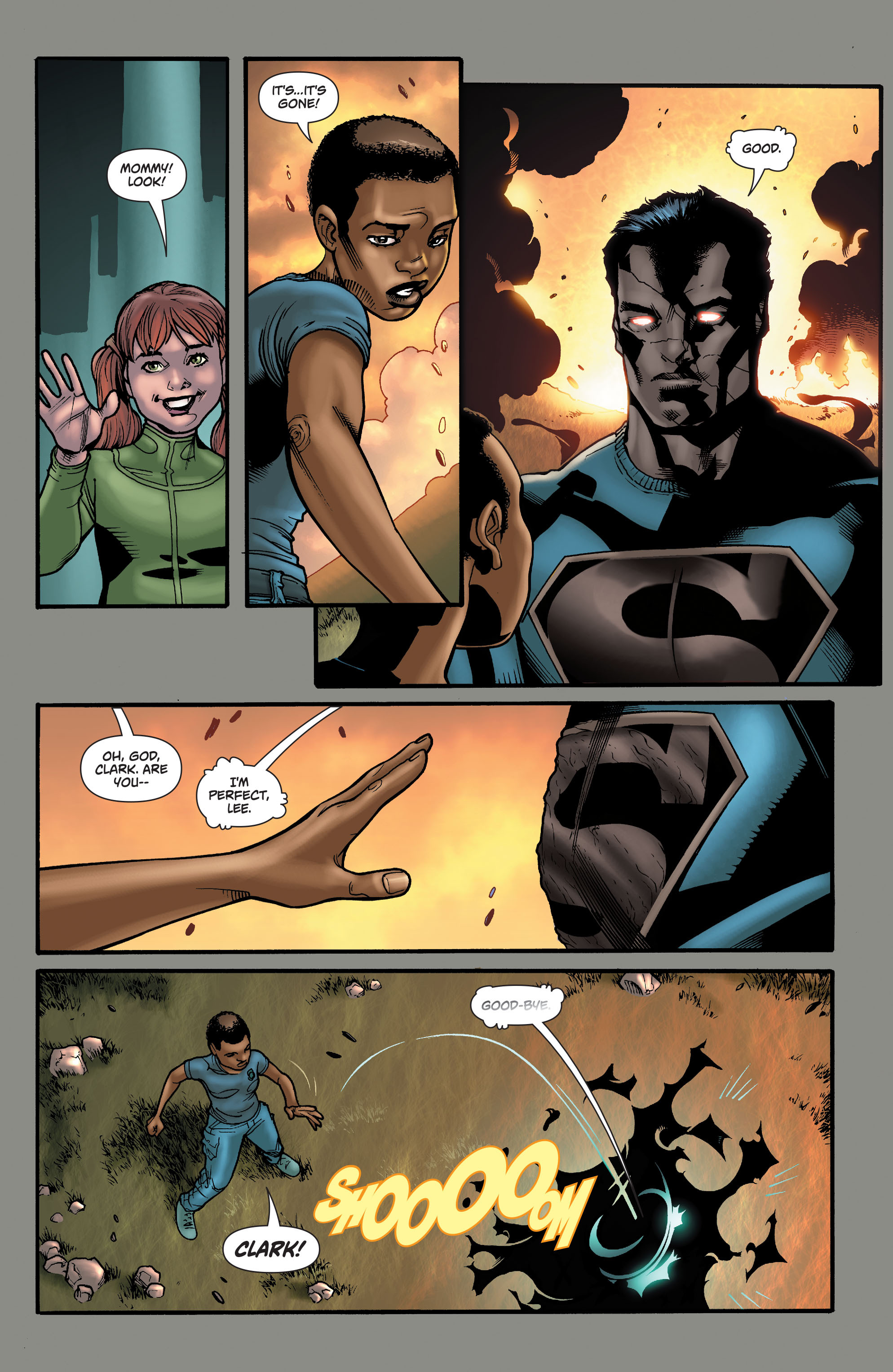 Read online Action Comics (2011) comic -  Issue #47 - 19