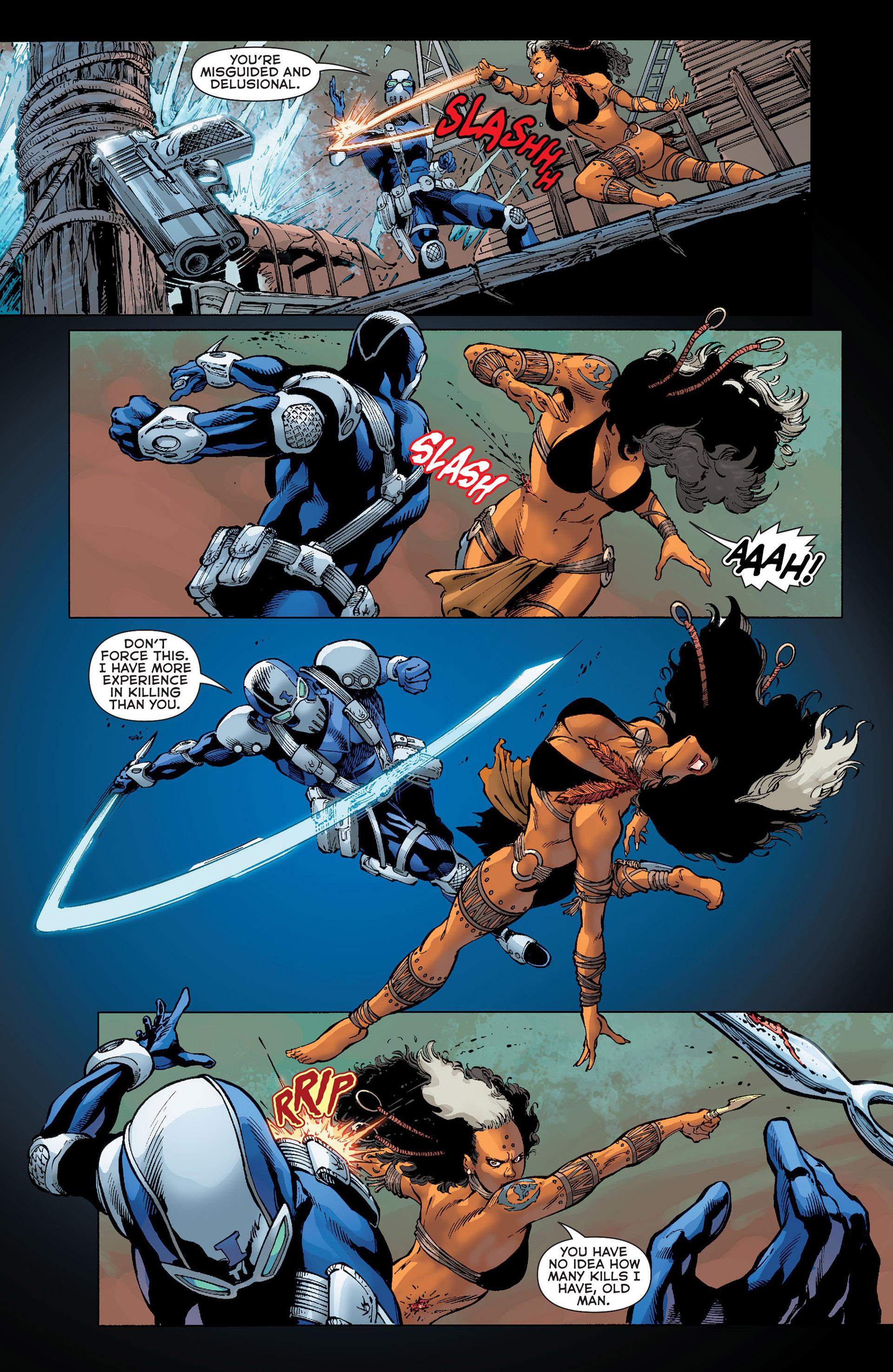 Read online Aquaman (2011) comic -  Issue #Aquaman (2011) _Annual 1 - 33