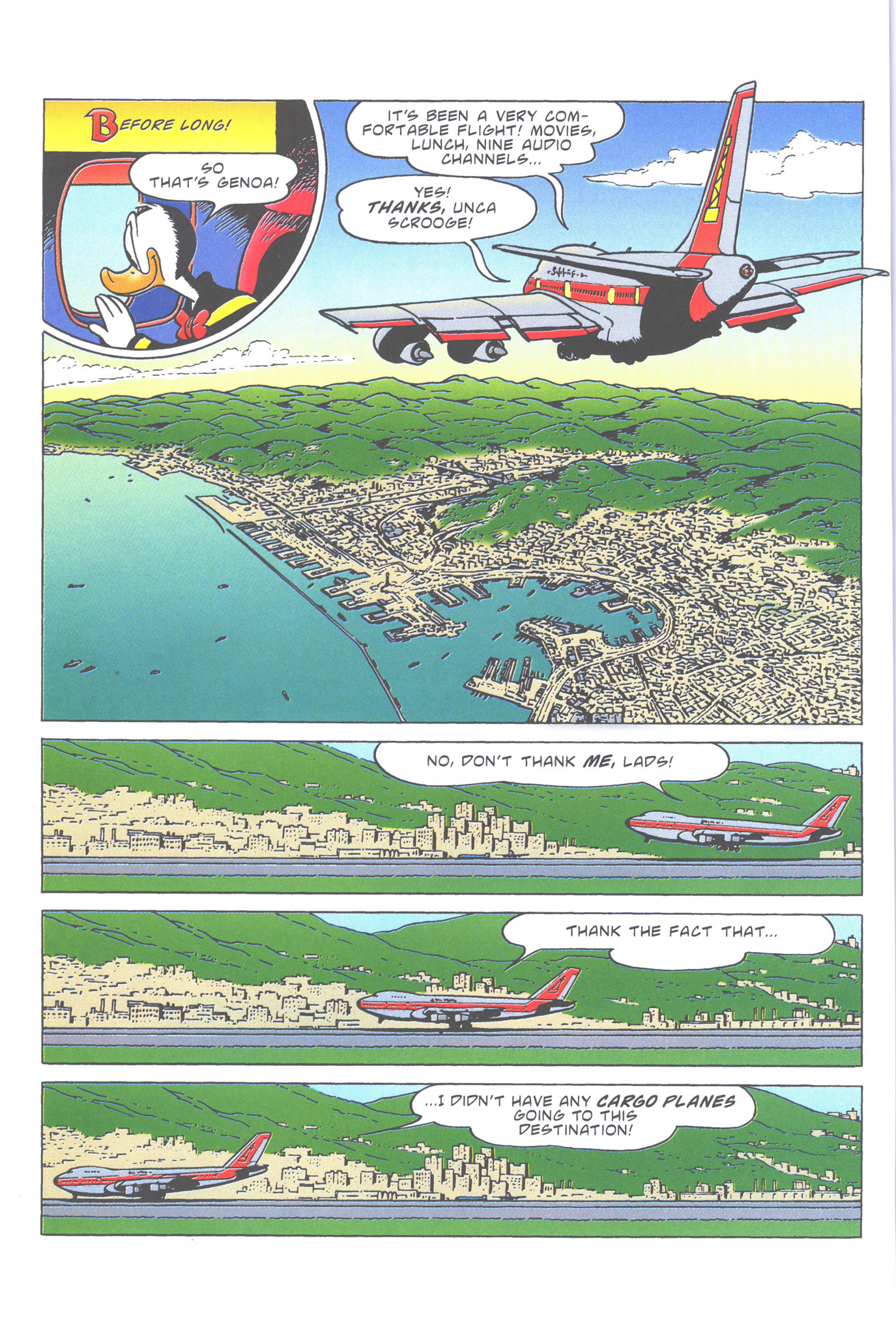 Read online Uncle Scrooge (1953) comic -  Issue #363 - 12