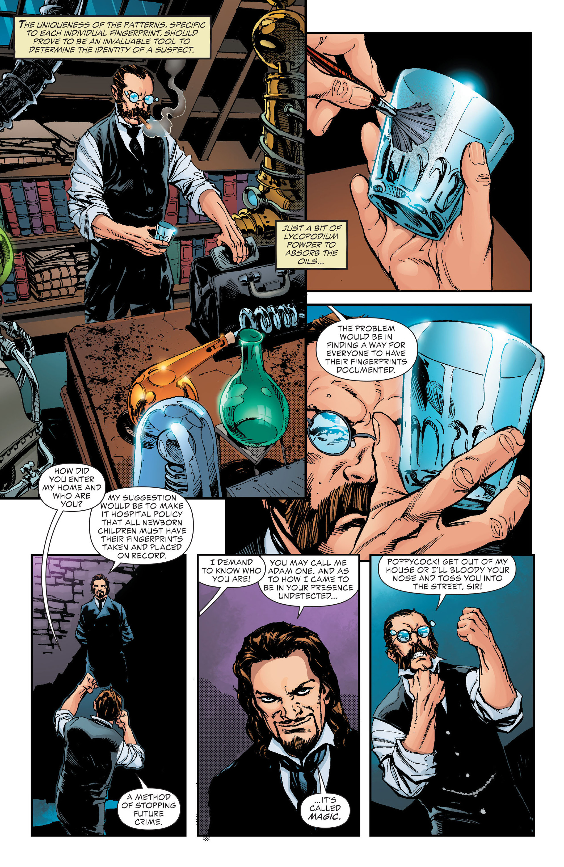 Read online All-Star Western (2011) comic -  Issue #18 - 30