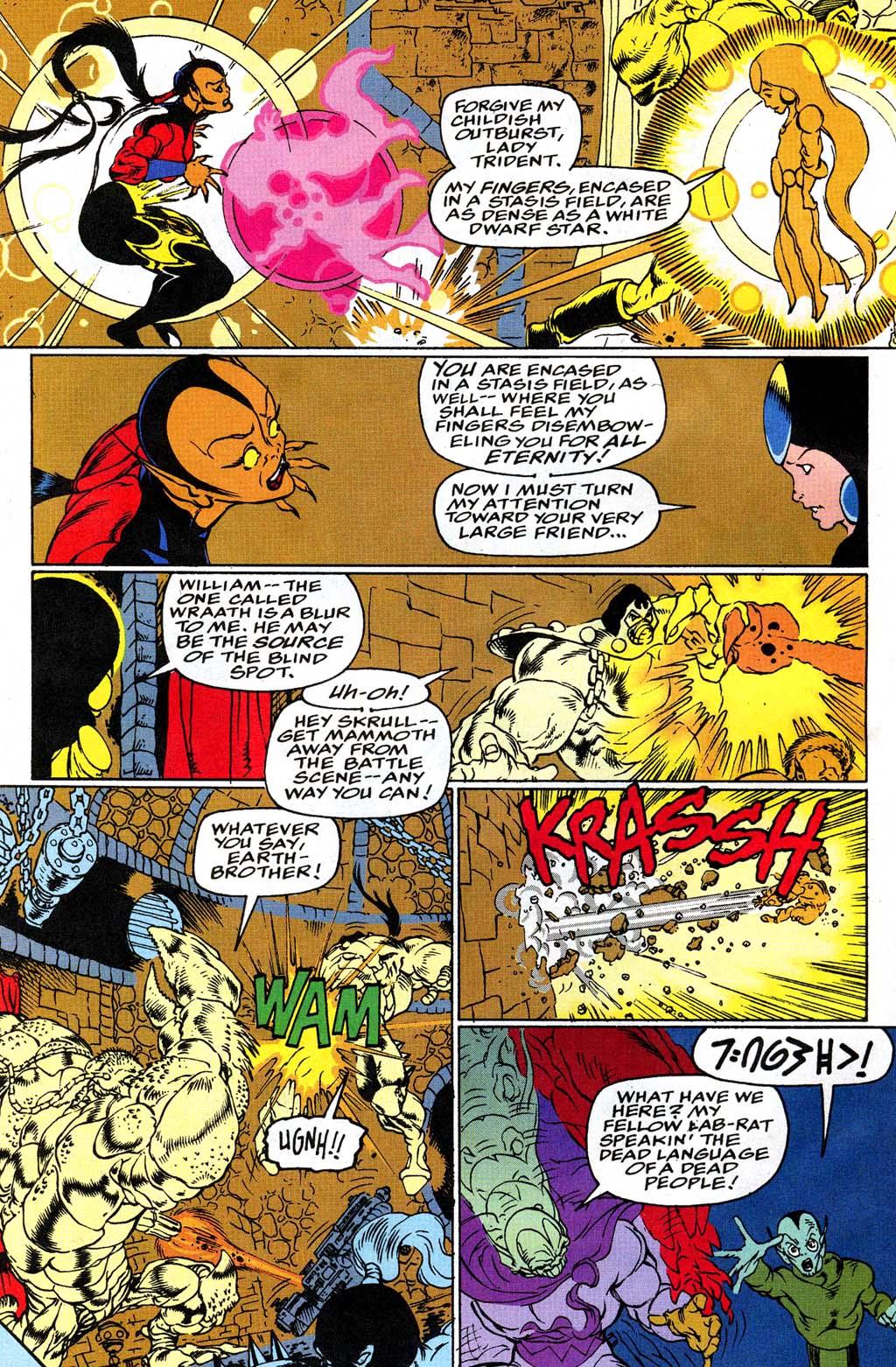 Read online Blackwulf comic -  Issue #10 - 8